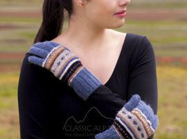 Chinchero Alpaca Gloves