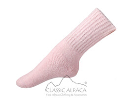 Alpaca Kids Socks