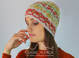Charlotte Brushed Alpaca Hat
