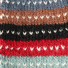 Cusco Alpaca Fingerless Gloves in Multicolor55