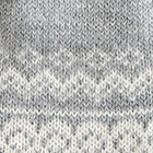 Arctic Alpaca Hat - Fleece Lining in Grey