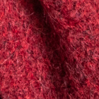Naisha Alpaca Hat in Burgundy